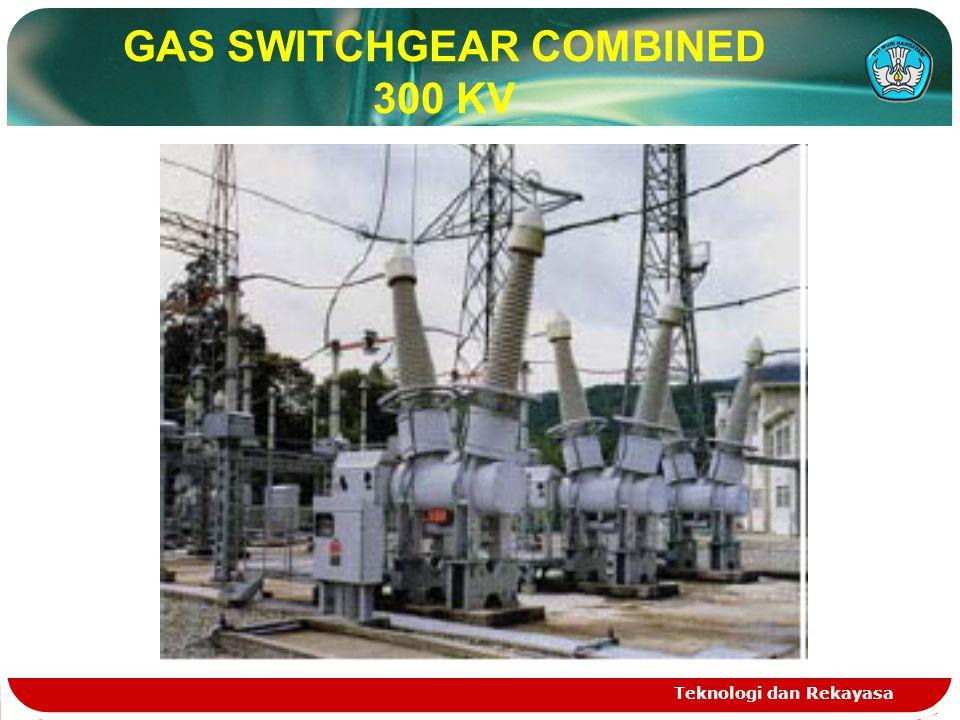 Teknologi dan Rekayasa GAS SWITCHGEAR COMBINED 300 KV