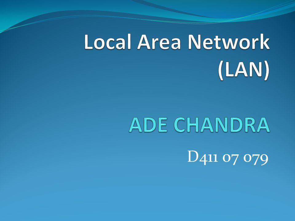 4.1 Topologi jaringan LAN Topologi Jaringan adalah susunan lintasan aliran data didalam jaringan yang secara fisik mengswitchingkan simpul yang satu dengan simpul lainnya.