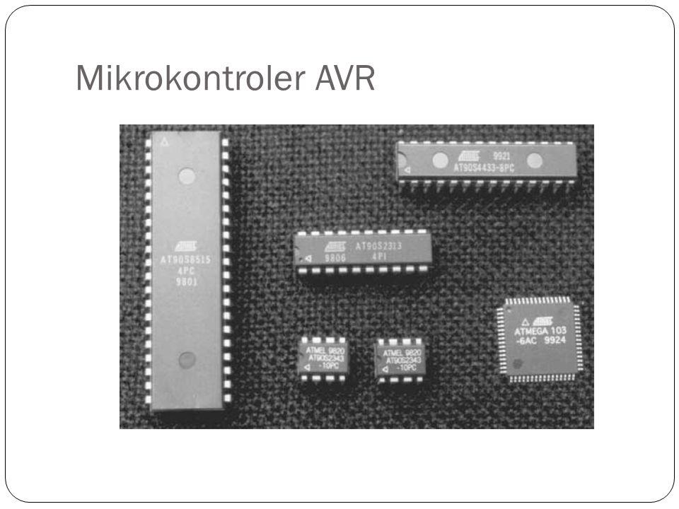 Arsitektur AVR