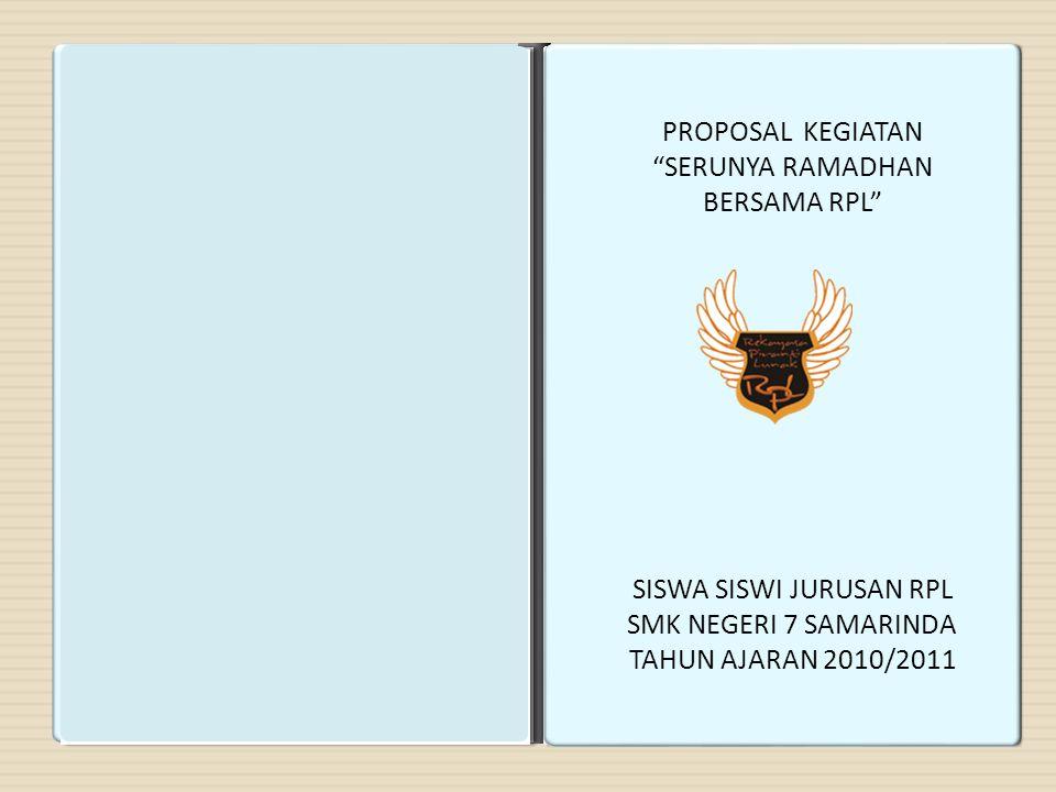 Lampiran 3 Susunan Panitia Penasehat: Khairul Anam, S.Pd Penanggung Jawab: Surya Fajar Saputra Ketua: Rifta Vebri Samudera Sekretaris: Dinda Sigmawaty