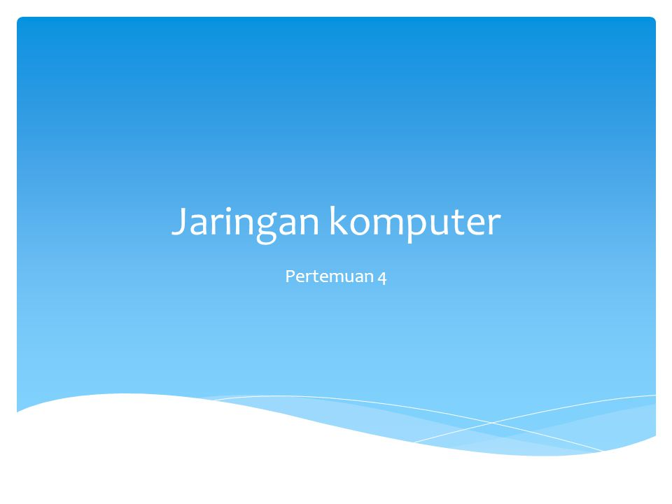 Konsep TI HARDWARE SOFTWARE Jaringan komputer Basis data Sistem informasi Internet&web multimedia Interoperabilitas dan keamanan Pemanfaatan IT