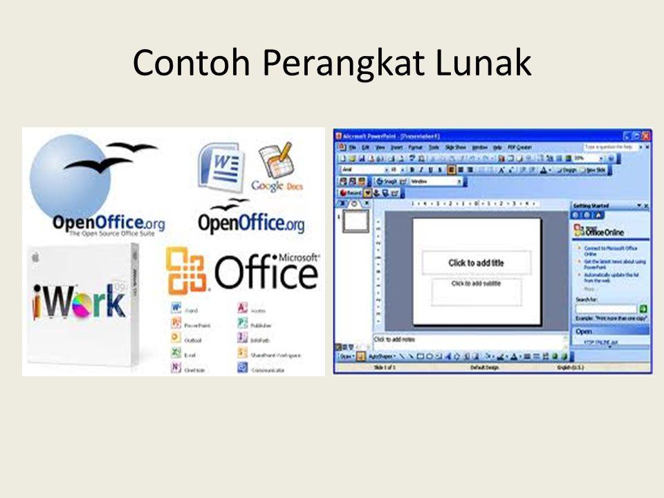 Perangkat Input danOutput • Perangkat Input adalah perangkat komputer yang digunakan untuk memasukkan perintah dan data yang akan diproses oleh program atau komputer.