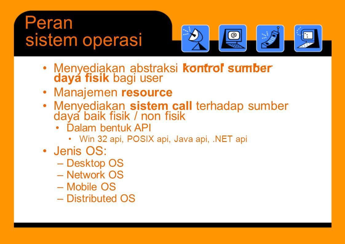 1-19 Network OperatingSystem