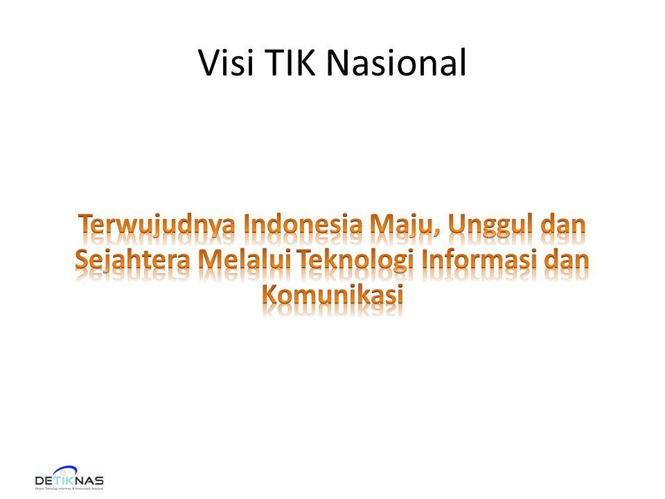 Visi TIK Nasional