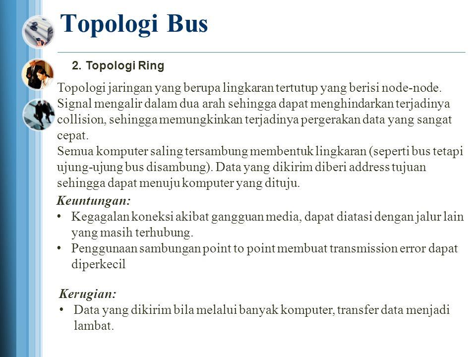 Topologi Bus 2.