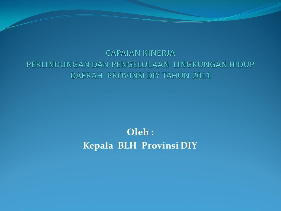 Jumlah Penduduk Prov DIY 2011 : 3.457.491 Jiwa Kota Yogyakarta Kab.