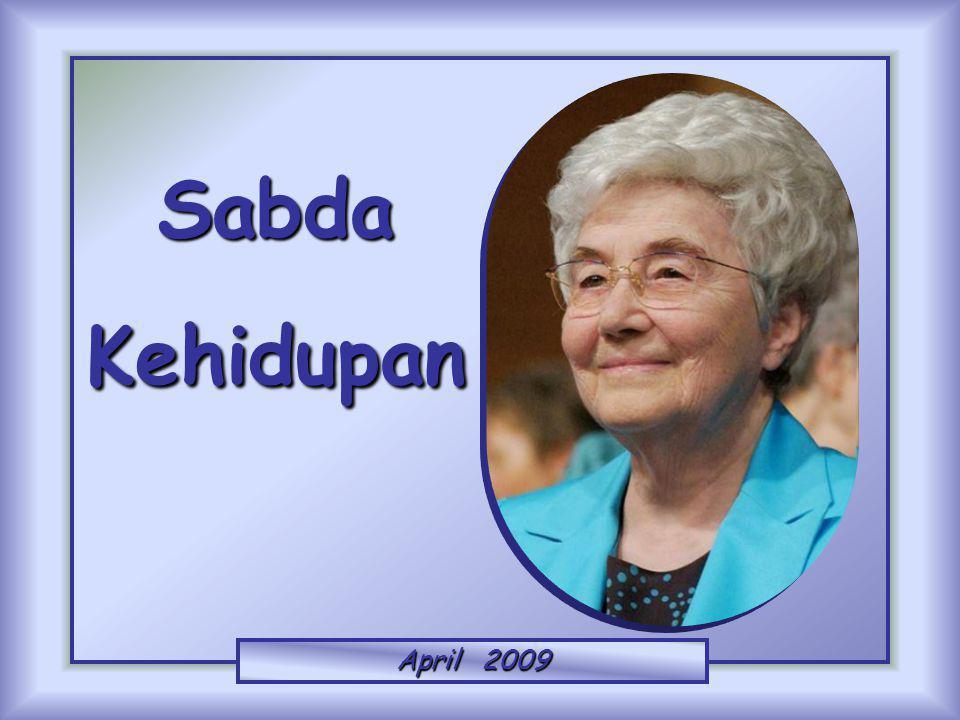 SabdaKehidupan April 2009