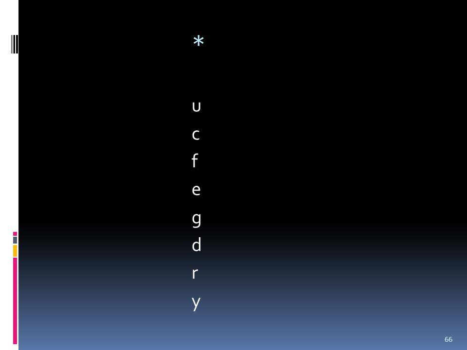 * ucfegdryucfegdry 66