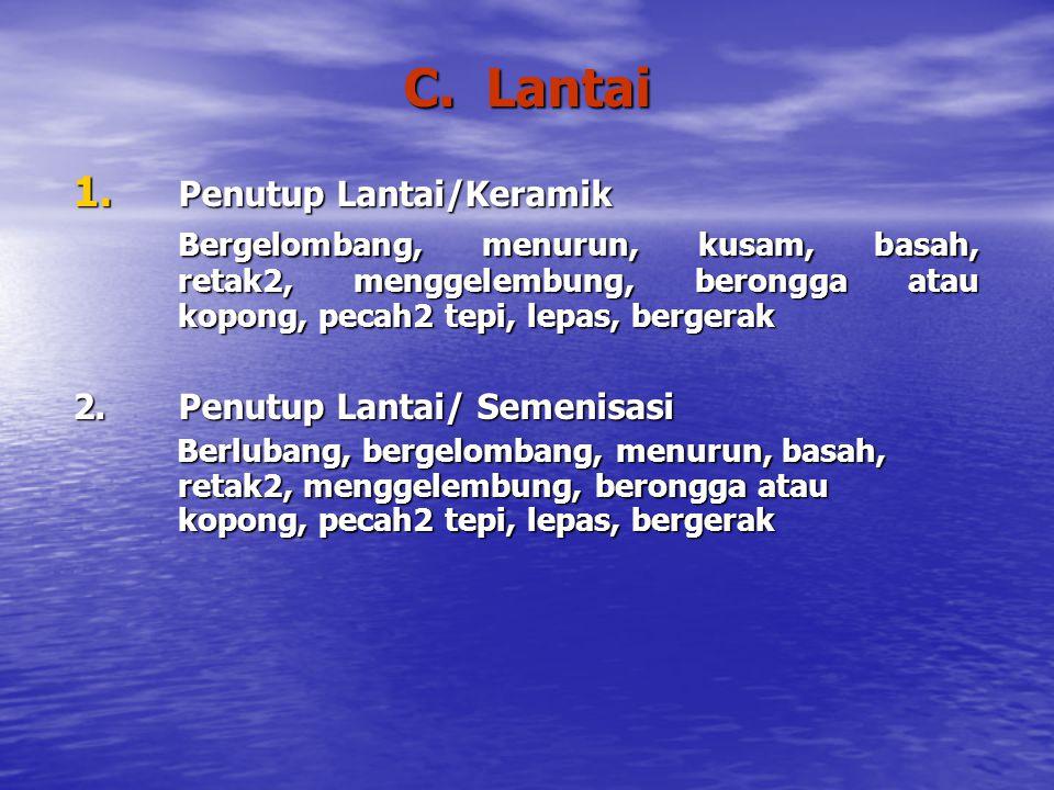 C.Lantai 1.