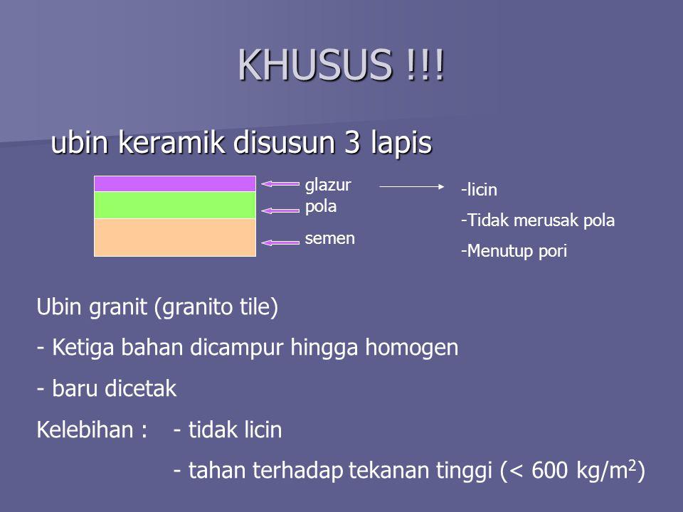 KHUSUS !!.