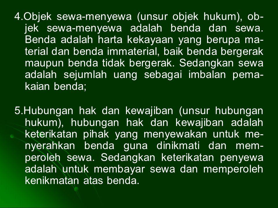 untuk melakukan tindakan hukum dalam akta ini telah menda- pat persetujuan dari isteri sah, MIRA ZAHRA, lahir pada tanggal 12.04.1966 (dua belas April seribu sembilan ratus enam puluh enam), Warga Negara Indonesia, Ibu Rumah Tangga, bertempat tinggal sama dengan suaminya; untuk selanjutnya disebut juga: ------------------------ PIHAK PERTAMA, dan -------------------------- II.AHMAD KADARISMAN, Sarjana Ekonomi, lahir di Malang pada tanggal 07.09.1979 (tujuh September seribu sembilan ratus tujuh puluh sembilan), Warga Negara Indonesia, bertempat tinggal di Jalan Teluk Cendrawasih Nomor 15, Rukun Tetangga 02, Rukun Warga 03, Kelurahan Balearjosari, Kecamatan Blimbing, Kota Malang; untuk selanjutnya disebut juga: ----------------------------- PIHAK KEDUA.