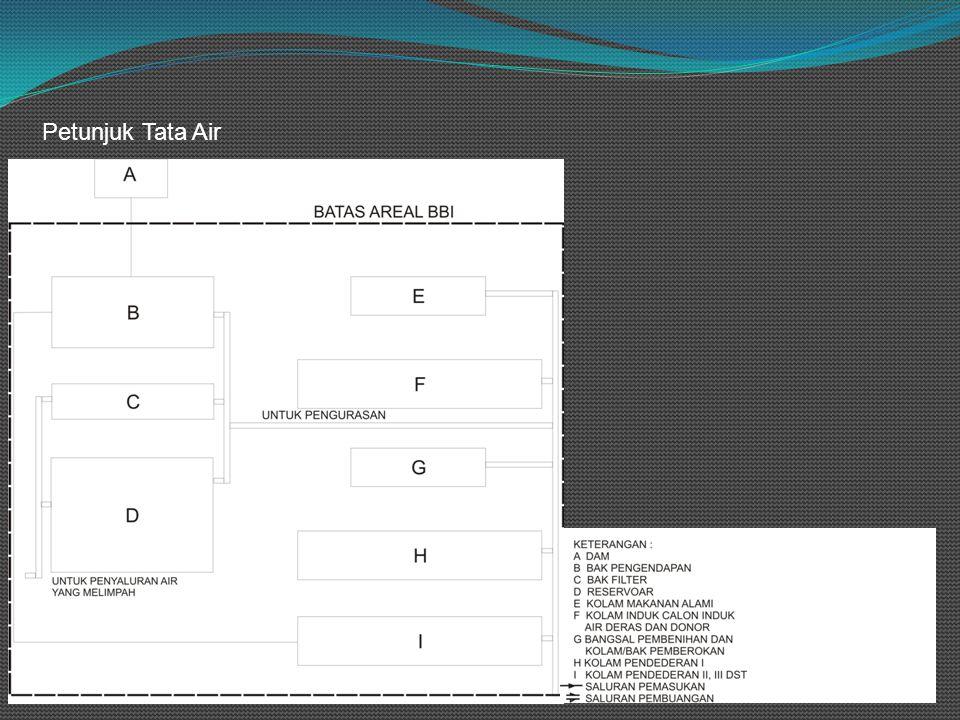 Petunjuk Tata Air