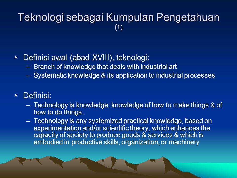 Teknologi sebagai Sistem (8)