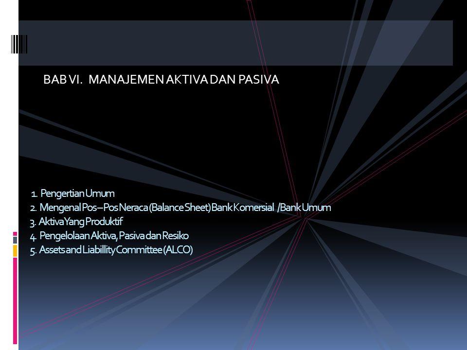 5.Capital Adequacy Ratio Untuk Perbankan Indonesia Guna memenuhi ketentuan CAR yang ditetapkan oleh BIS, maka Bank Indonesia sebagai pemegang otoritas