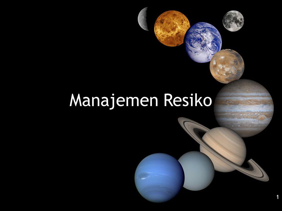 Manajemen Resiko 1