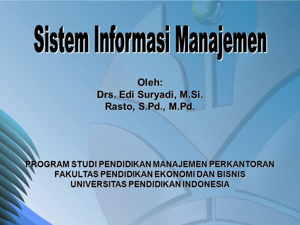 SIKLUS INFORMASI (Information Life Cycle)