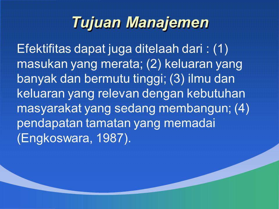 ORGANISASI PENDIDIKAN DASAR Devolusi; berarti ada wewenang untuk menjalankan peraturan-peraturan yang diberikan kembali oleh pemerintah pusat kepada daerah yang sebelumnya telah ditarik.