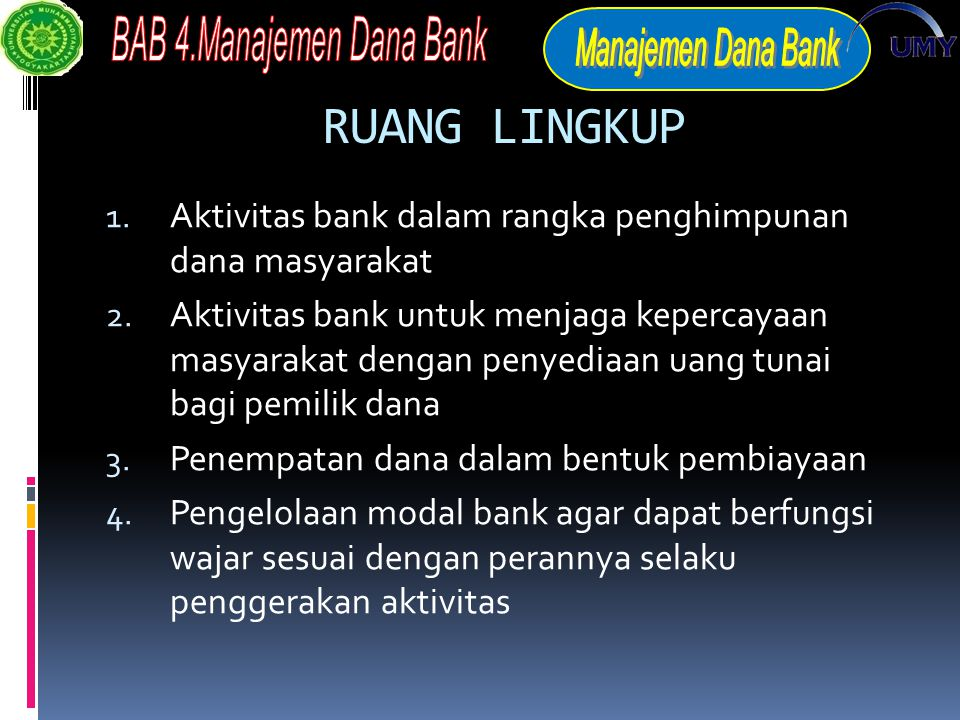 bank syariah dapat menarik dana pihak ketiga atau masyarakat dalam bentuk: 1.