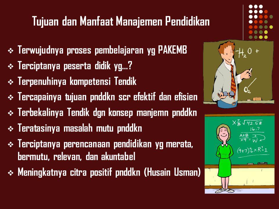 Administrasi pendidikan adalah segenap proses pengerahan dan pengintegrasian segala sesuatu, baik personal, spiritual dan material yg bersangkutan dgn