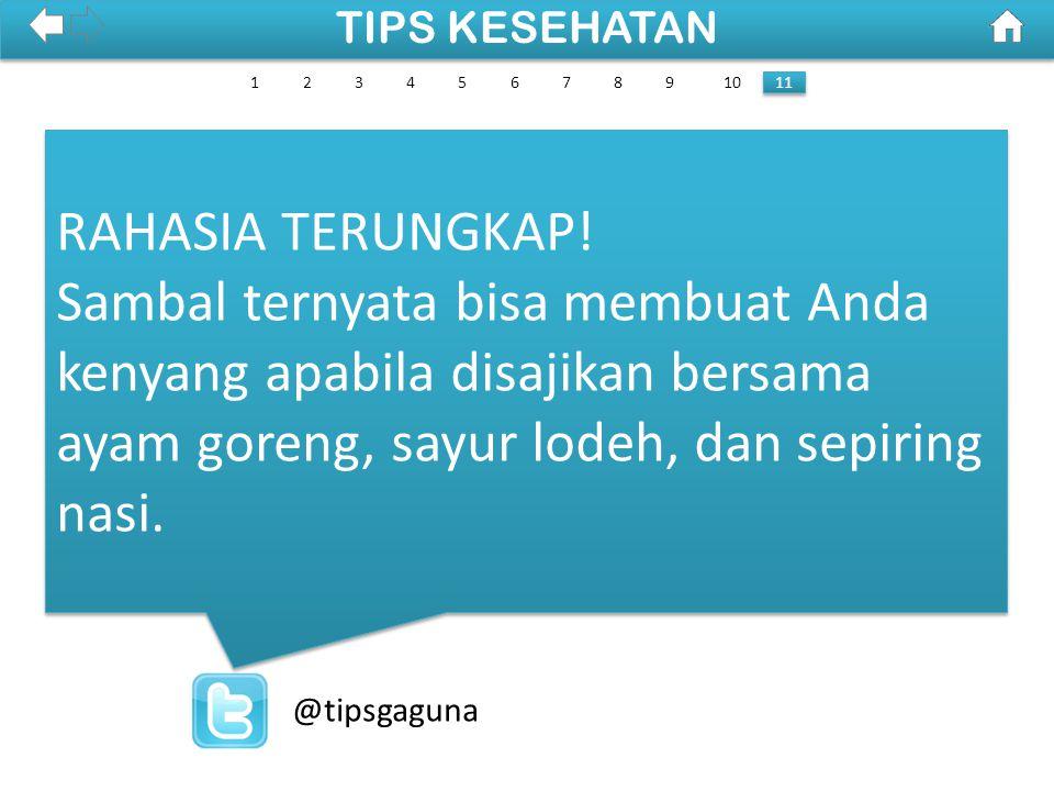 SDKI 2012 TIPS KESEHATAN @tipsgaguna RAHASIA TERUNGKAP.