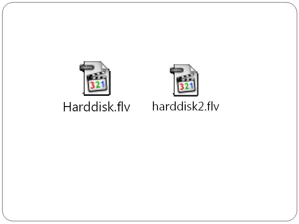 Organisasi Disk 5.Manajemen Bad Sector.
