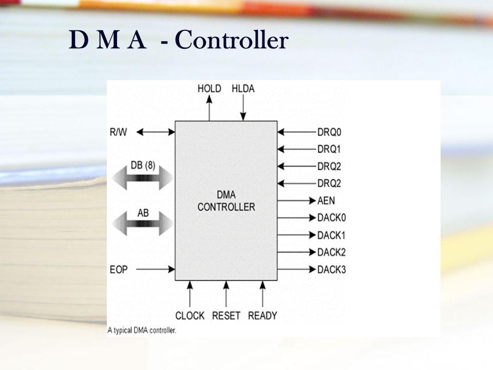 D M A - Controller