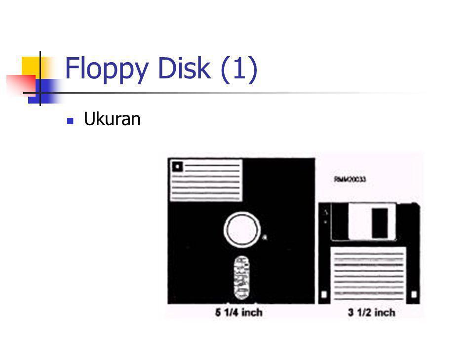 Floppy Disk (1)  Ukuran