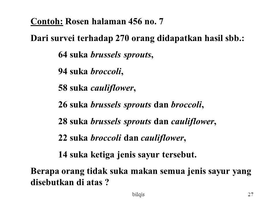 bilqis27 Contoh: Rosen halaman 456 no.