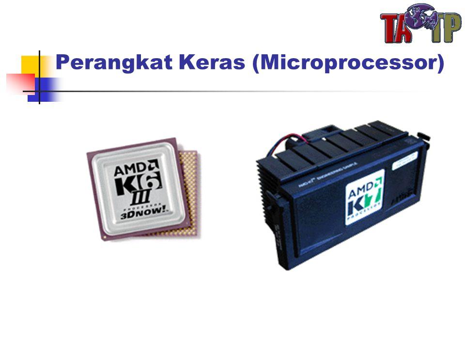 Perangkat Keras (Microprocessor)