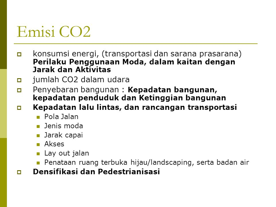 No.Sumber Pencemaran Emisi Tahunan (%) 1.Pembakaran BBM stasioner16,9 2.Industri15,3 3.Transportasi54,5 4.Pembakaran limbah pertanian7,3 5.Pembuangan sampah4,2 6.Lain-lain1,8 Total100 Sumber Sumber Pencemaran Industri-Tuas-SZK Transportasi-SBS-SZK Asap Rokok -IMD TPS-Cimahi-ARS