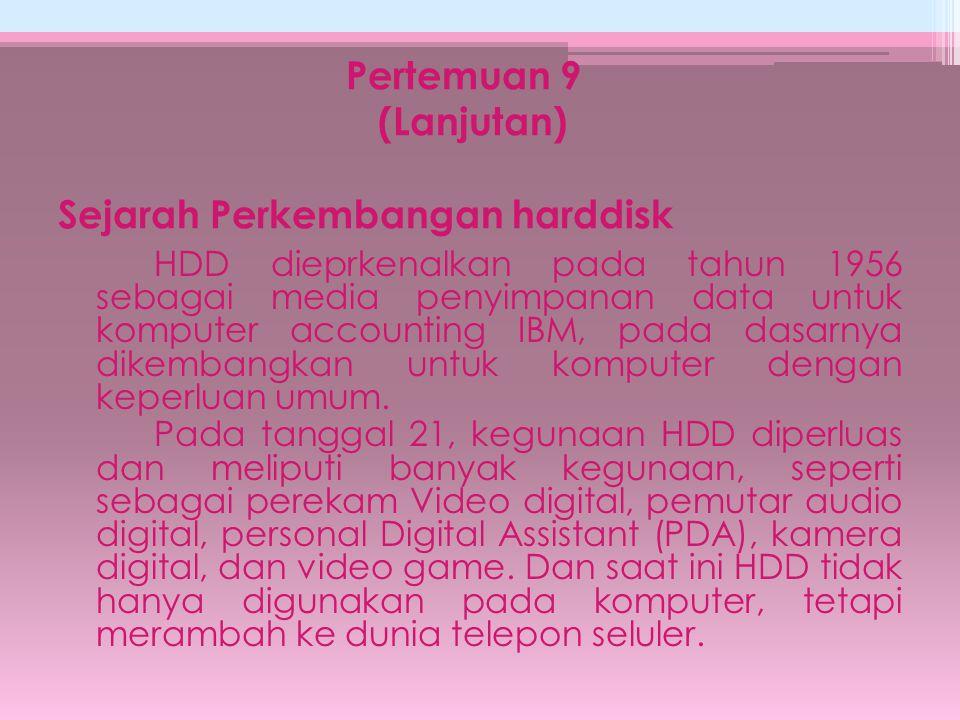 Teknologi Interface Hard Disk 1).