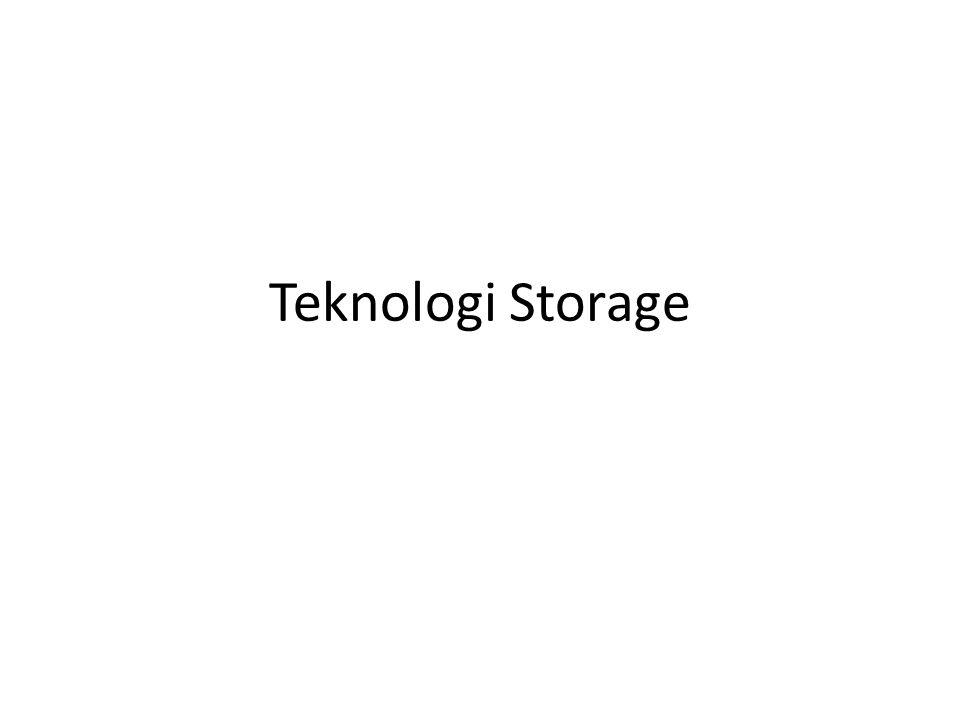 Teknologi Storage