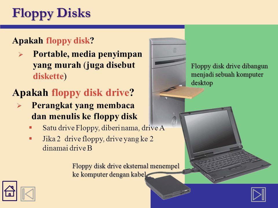 Floppy Disks Apakah floppy disk drive.