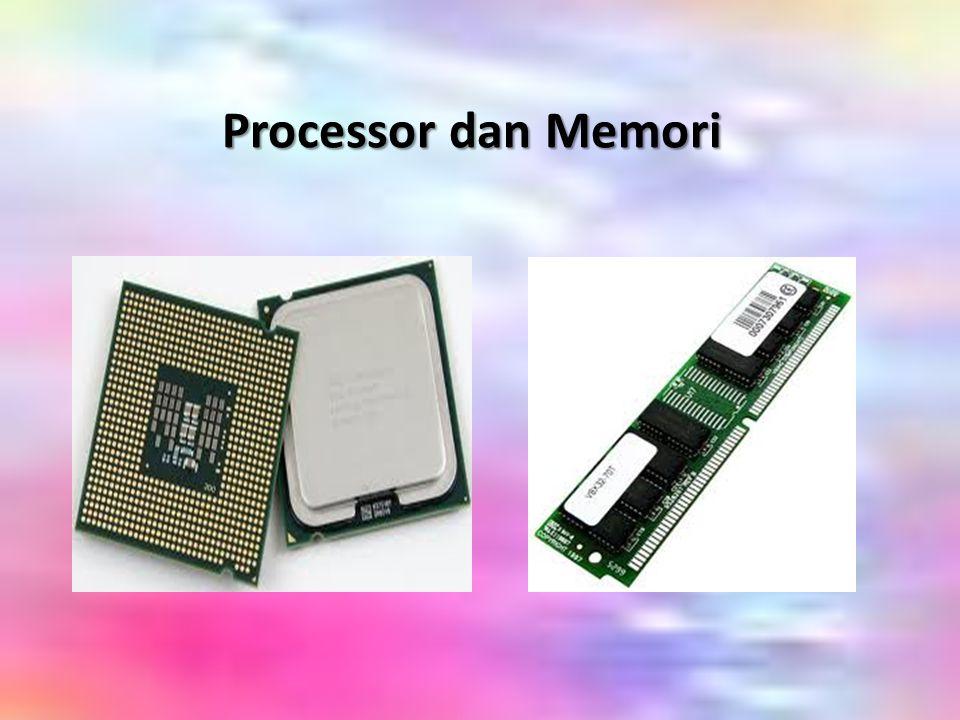 1970: DRAM 1987: FPM RAM 1995: EDORAM 1996-1997: SDRAM 1999: RDRAM dan SDRAM PC 133 2000: SDRAM PC 150 dan DDR-SDRAM 2004: DDR2 SDRAM 2007:DDR3 2GB