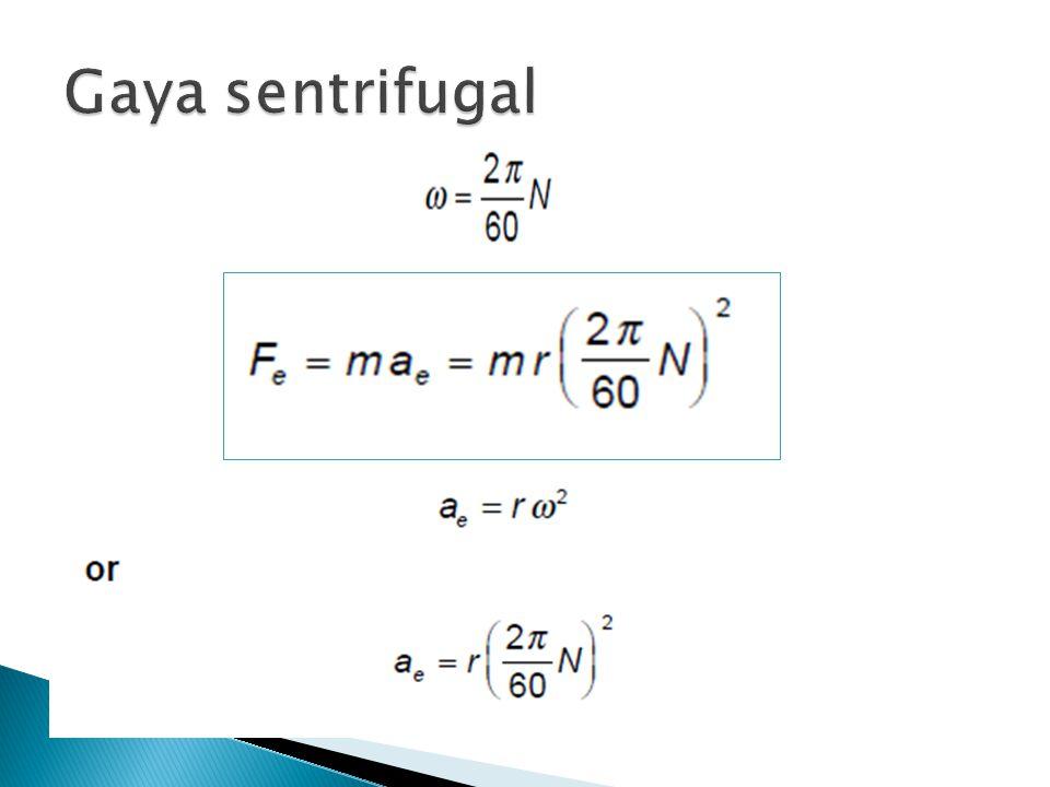  Untuk memisahkan partikel mikro dari larutannya, centifuge dioperasikan dengan kecepatan 40.000 rpm, berapakah kecepatan angular (dlm rad/s) ?