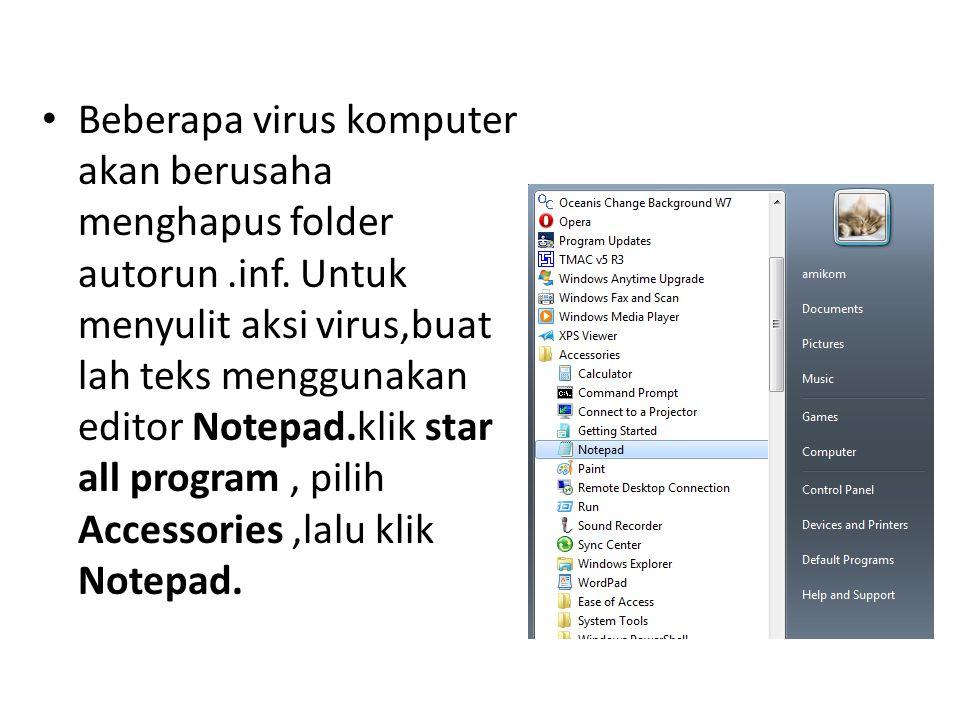 • Selanjutnya buka Character Map yang terdapat di menu Accessories > System Tool >Character Map