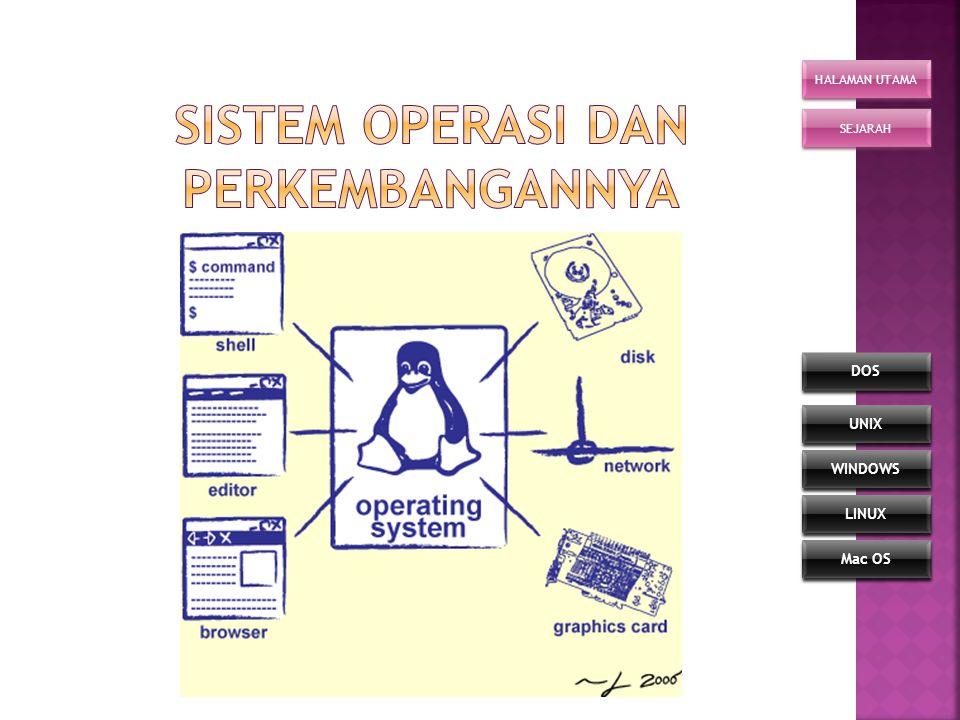 Software system operasi (operating system –OS) mempunyai dua fungsi utama yaitu :  Pengelolaan seluruh sumber daya system computer (resears computer)
