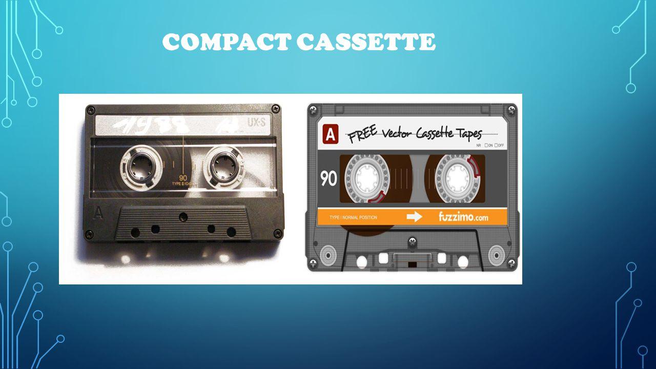 COMPACT CASSETTE