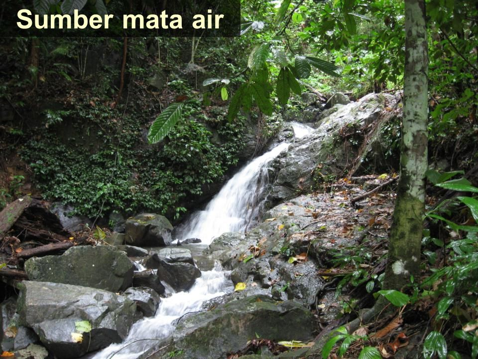 22 Sumber mata air