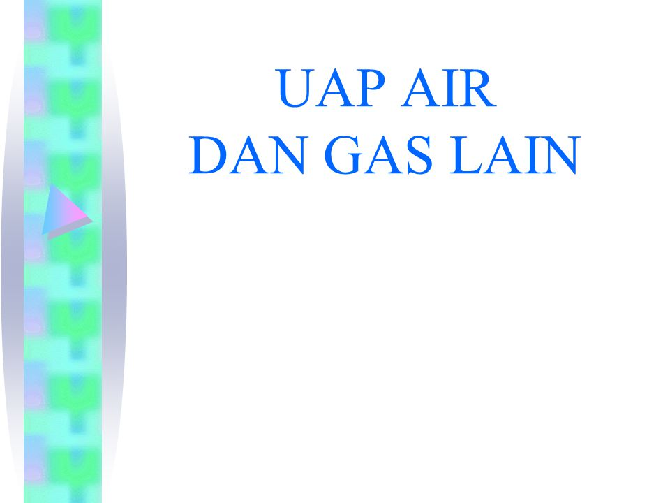 UAP AIR DAN GAS LAIN