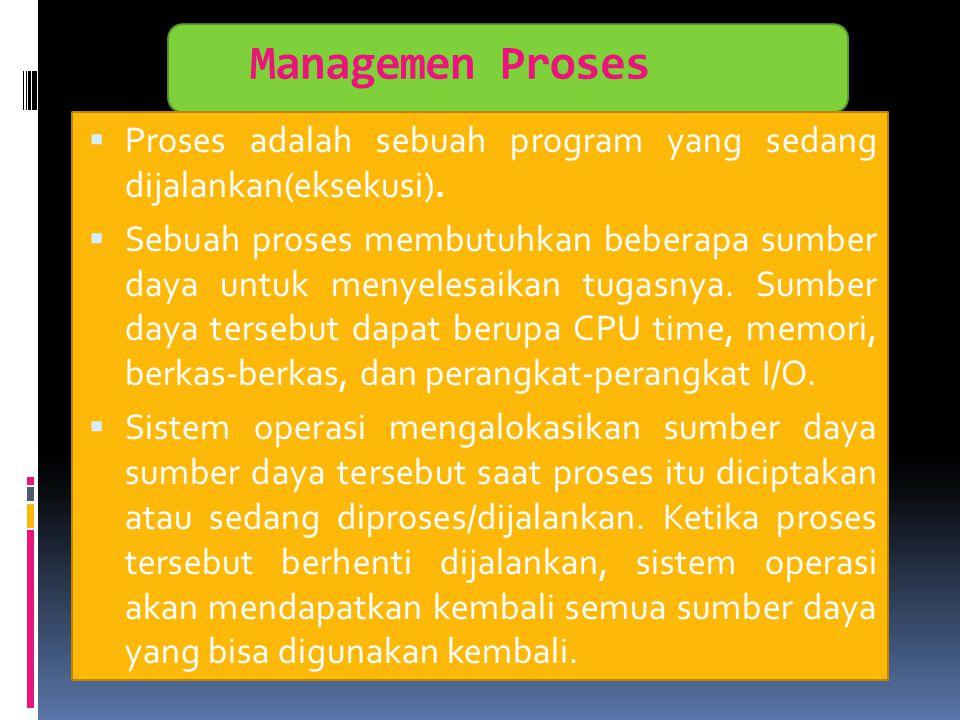 5. MAC OS (MACINTOSH OPERATING SYSTEM) MAC OS atau Macintosh Operating System adalah Sistem Operasi yang dibuat oleh Apple Computer khusus untuk kompu