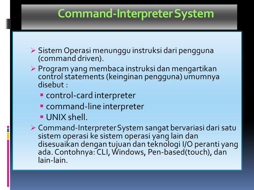 Sistem Proteksi  Proteksi berkenaan dengan mekanisme untuk mengontrol akses yang dilakukan oleh program,prosesor,pengguna sistem maupun pengguna sumber daya.