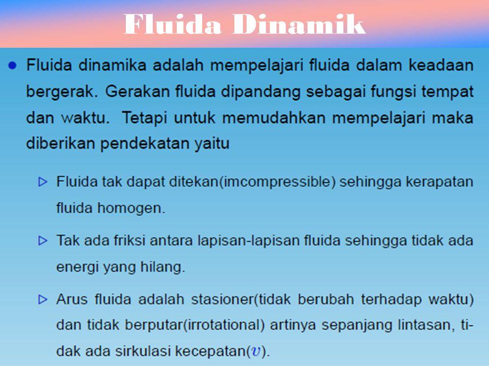 Fluida Dinamik