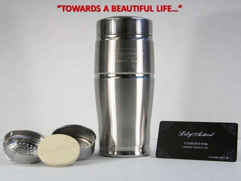 """""""TOWARDS A BEAUTIFUL LIFE…"""""""