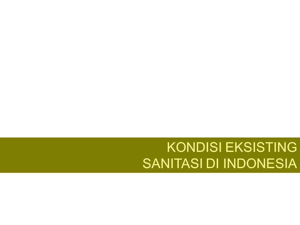 PENGEMBANGAN PRASARANA DAN SARANA PERPIPAAN AIR LIMBAH TERPUSAT DI INDONESIA •Rehabilitasi dan pengembangan sistem perpipaan air limbah terpusat lama di 5 kota yaitu MEDAN,BANDUNG, YOGYAKARTA, SURAKARTA, DAN CIREBON •Pengembangan sistem sistem perpipaan air limbah terpusat baru di 4 kota yaitu JAKARTA, TANGERANG, BANJARMASIN DAN DENPASAR •Rencana pengembangan di 3 kota yaitu MAKASAR, SURABAYA, DAN PALEMBANG