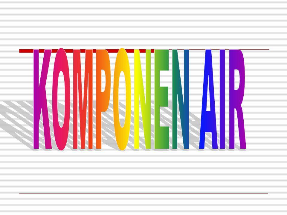B.Parameter Kimia. 1. Air raksa (Hg).