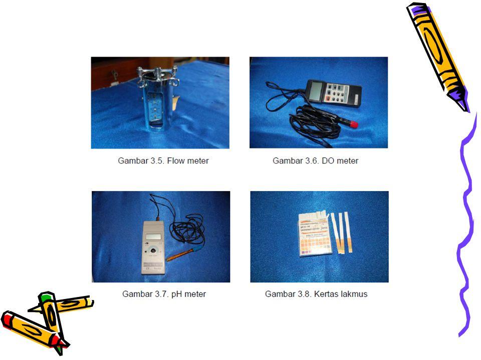 Pengaruh pH terhadap biota air :