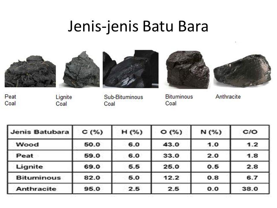 Pertambangan Batu Bara • Tahun 2006, indonesia memproduksi 162 juta ton batubara dan 120 juta ton diantranya diekspor.