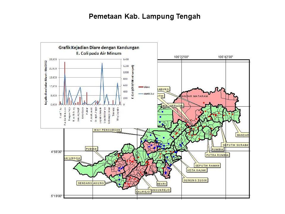 Pemetaan Kab. Lampung Tengah