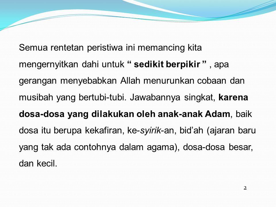 3 Al-Imam Abul Faraj Abdur Rahman Ibnul Jauziy-rahimahullah- berkata dalam Shoid Al-Khothir (hal.